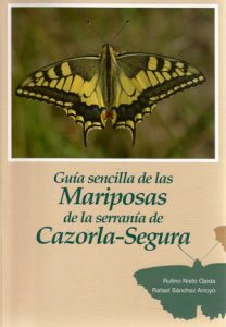 Guía sencilla de las Mariposas de la serranía de Cazorla-Segura
